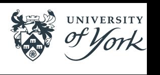 university of york Logo